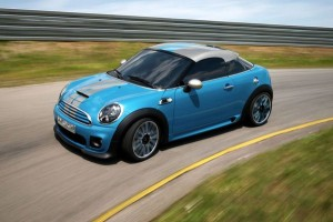 Nowe coupe od MINI
