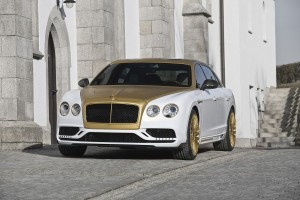 Bentley Flying Spur - arystokrata od Mansory