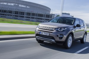 Testy mojeauto.pl: Land Rover Discovery Sport