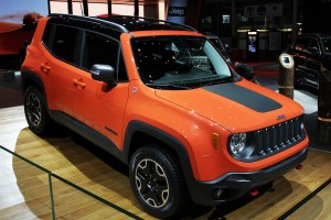 Genewa 2014: Jeep Renegade