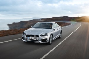Audi A5 Coupe 2016