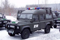 Land Rover Defender dla ŻW