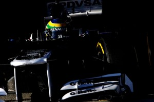 F1: Starty Maldonado w Williamsie warte 46 mln