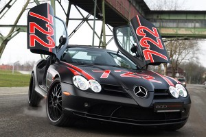 Mercedes SLR Black Arrow Edo Competition