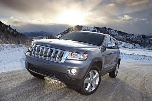 Jeep Grand Cherokee Overland Summit 2011