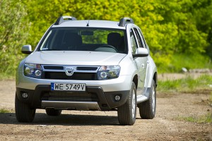 Testy mojeauto.pl: Dacia Duster