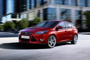 Ford Focus z TVC w standardzie