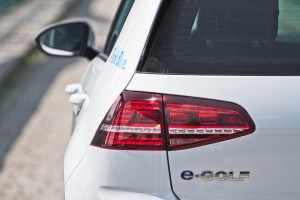 Volkswagen e-Golf: Test video