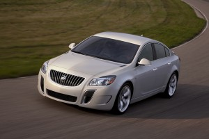 Buick Regal GS 2012