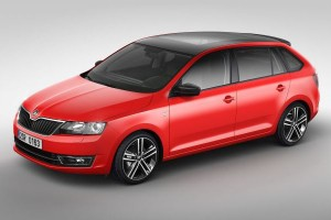 Premiera: Skoda Rapid Spaceback