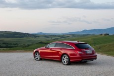 Mercedes wycofa z oferty model CLS Shooting Brake