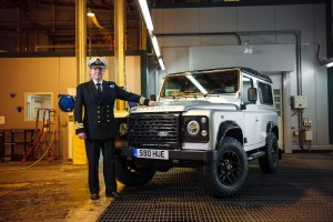 2-milionowy Land Rover Defender