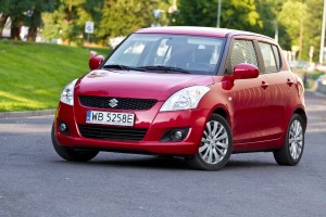 Testy mojeauto.pl: Suzuki Swift