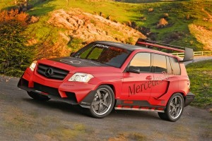 Mercedes GLK - concepty