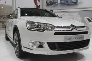 Genewa 2014: Citroen C5 Cross Tourer