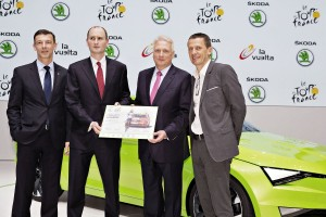 Skoda na Tour de France do 2018 roku