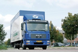 MAN TGL - Truck of the Year 2006