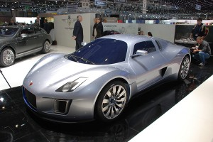 Genewa 2011: Gumpert Tornante by Touring