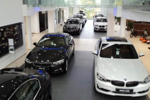Nowy salon BMW M