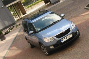 Testy mojeauto.pl: Skoda Roomster Scout