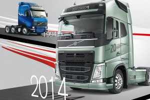 Limitowane Volvo FH