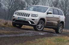 Jeep Grand Cherokee: VIDEO-TEST