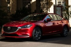 Nowa Mazda 6 w Los Angeles