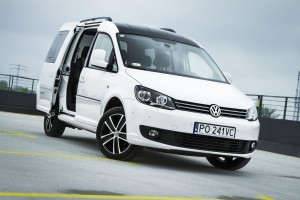 Testy mojeauto.pl: Volkswagen Caddy