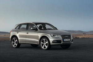 Audi Q5 facelifting