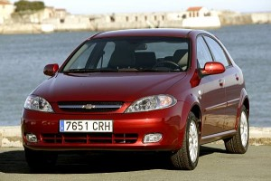Daewoo/Chevrolet Lacetti