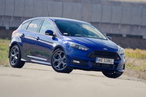 Testy mojeauto.pl: Ford Focus ST