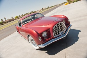 Chrysler d'Elegance Coupe Ghia Concept Car