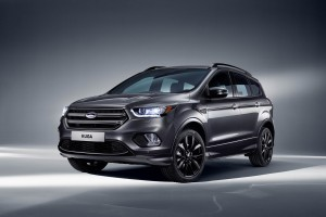Ford Kuga po faceliftingu