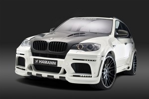 BMW X5 Hamann Flash Evo M