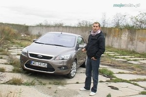 Testy mojeauto.pl : Ford Focus CC