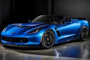 Corvette Stingray Z06 Convertible