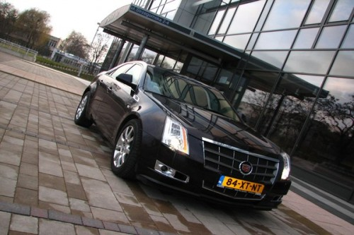 Cadillac CTS: Sportowy luksus