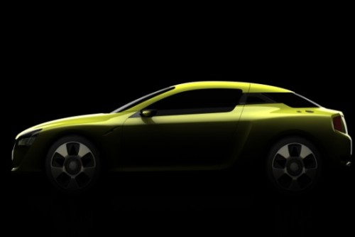 Kia Sports Coupe po raz drugi