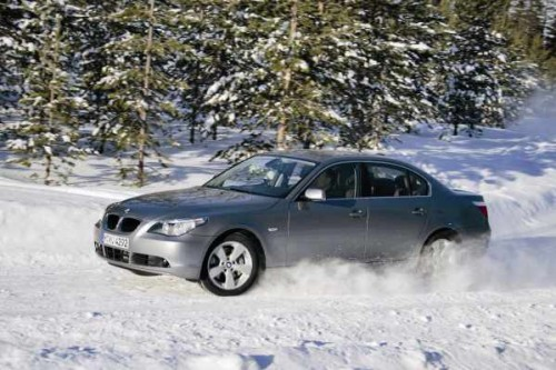 Polarne centrum testowe BMW