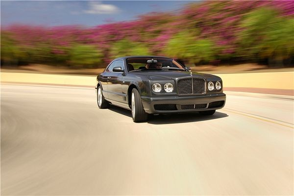 Bentley Brooklands  - motogazeta mojeauto.pl