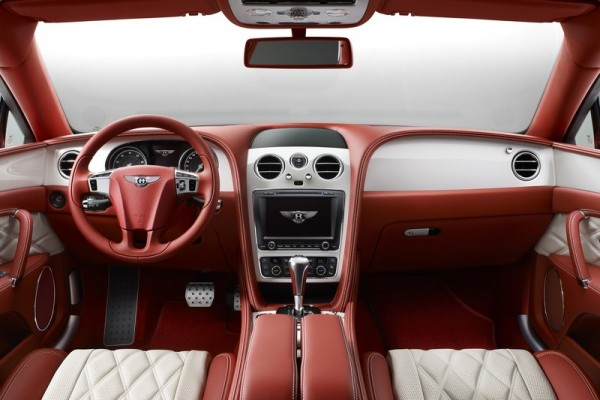 Bentley Flying Spur Mulliner  - motogazeta mojeauto.pl
