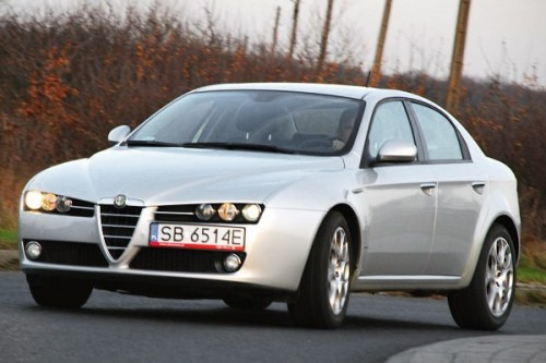 Alfa Romeo 159: Wykwintny smak + [VIDEO]