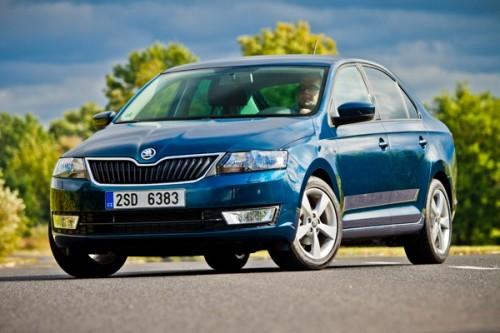 Skoda Rapid: Test tuż przed debiutem [video]