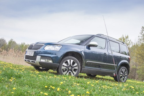 Skoda Yeti Outdoor 4x4: Video-test