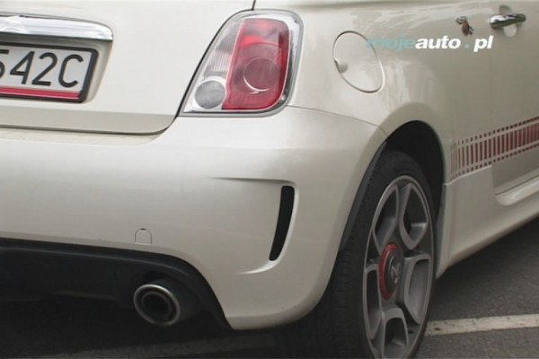 Testy mojeauto.pl: Abarth 500 - video w mojeauto.tv