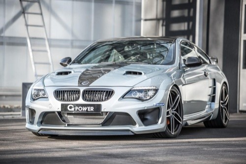 G-Power uwalnia 1001 KM z BMW M6