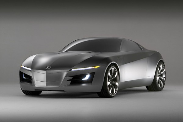 Acura Advanced Sports Car Concept  - motogazeta mojeauto.pl