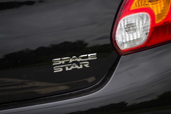 Testy mojeauto.pl: Mitsubishi Space Star - video w mojeauto.tv