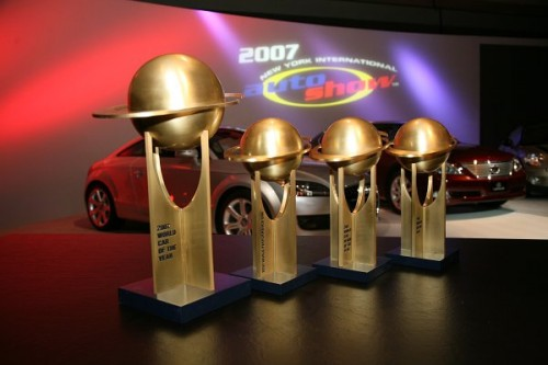 Nominowani do World Car of the Year