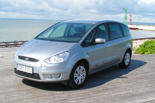 Ford S-Max i Galaxy do serwisu